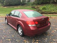 2011 Subaru Legacy Overview