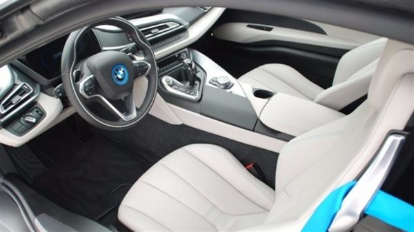2014 Bmw I8 Interior Pictures Cargurus