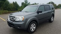 Picture of 2009 Honda Pilot LX 4WD, exterior, gallery_worthy