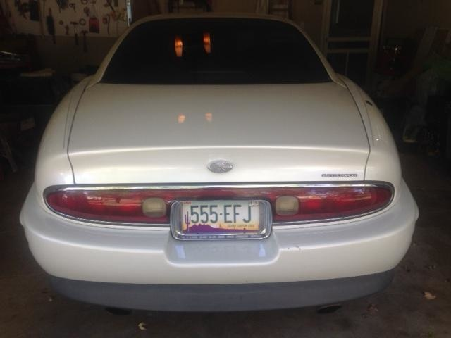 Picture of 1997 Buick Riviera Supercharged Coupe FWD