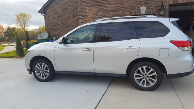 Picture of 2013 Nissan Pathfinder S 4WD