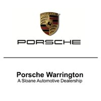 Porsche Warrington logo