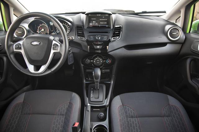 2016 Ford Fiesta Pictures Cargurus