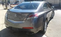 Picture of 2010 Acura TL SH-AWD with Technology Package, exterior, gallery_worthy