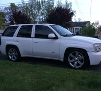 Picture of 2008 Chevrolet TrailBlazer SS3 4WD, exterior, gallery_worthy