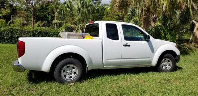 Picture of 2012 Nissan Frontier S Crew Cab