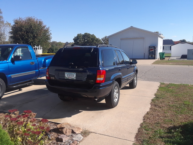Picture of 2001 Jeep Grand Cherokee Limited 4WD