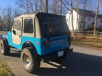 1978 Jeep CJ-7 Overview