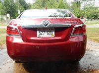 Picture of 2011 Buick LaCrosse CXL, exterior, gallery_worthy