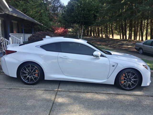Picture of 2016 Lexus RC F RWD, exterior, gallery_worthy