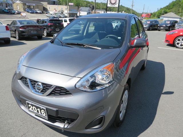 Picture of 2016 Nissan Micra SV FWD