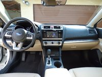 Picture of 2017 Subaru Outback 3.6R Touring, interior, gallery_worthy