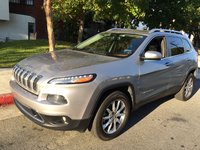 Picture of 2014 Jeep Cherokee Limited 4WD, exterior, gallery_worthy