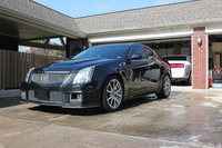 Picture of 2012 Cadillac CTS-V Sedan, exterior, gallery_worthy