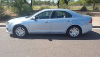 Picture of 2010 Ford Fusion Hybrid, exterior, gallery_worthy