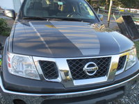 2011 Nissan Frontier Picture Gallery