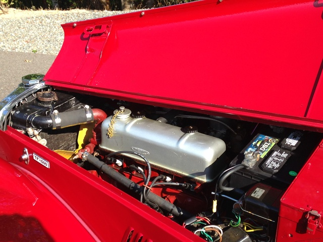 Picture of 1955 MG TF 1500, engine, gallery_worthy