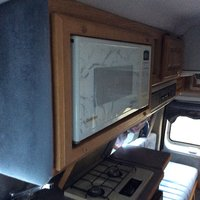 Picture of 1996 Ford E-Series E-350 XLT Club Wagon Passenger Van, interior, gallery_worthy