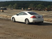 Picture of 2005 Honda Accord Coupe EX-L V6, exterior, gallery_worthy