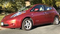 Picture of 2012 Nissan Leaf SV, exterior, gallery_worthy