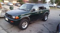Picture of 1999 Mitsubishi Montero Sport 4 Dr LS SUV, exterior, gallery_worthy