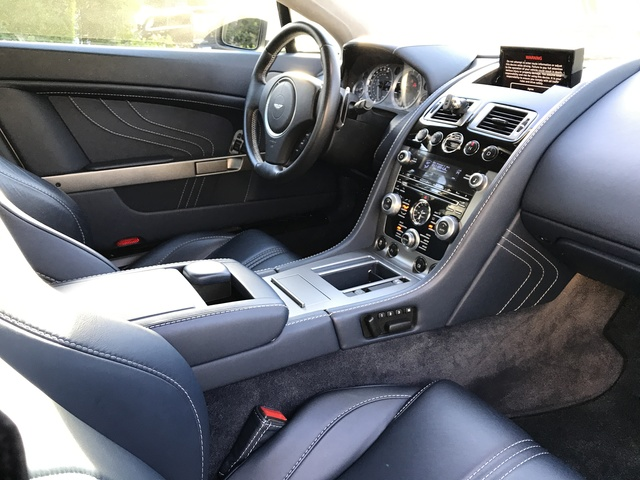 Picture of 2012 Aston Martin V8 Vantage S Roadster RWD, interior, gallery_worthy