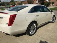 Picture of 2013 Cadillac XTS Platinum AWD, exterior, gallery_worthy