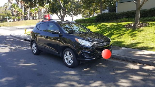 Picture of 2012 Hyundai Tucson GLS PZEV