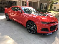 2017 Chevrolet Camaro Picture Gallery