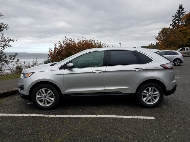 Picture of 2017 Ford Edge SEL AWD, exterior, gallery_worthy