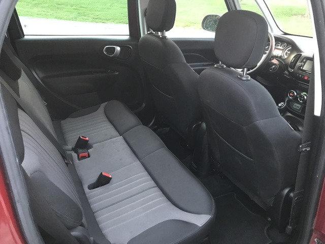 Picture of 2016 FIAT 500L Lounge, interior, gallery_worthy