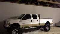 Picture of 2001 Ford F-350 Super Duty Lariat Crew Cab LB 4WD, exterior, gallery_worthy