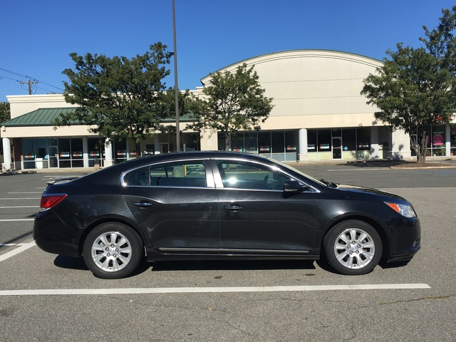 Picture of 2013 Buick LaCrosse Leather