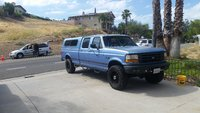 Picture of 1996 Ford F-350 4 Dr XLT 4WD Crew Cab LB, exterior, gallery_worthy