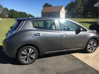 Picture of 2015 Nissan Leaf SV, exterior, gallery_worthy