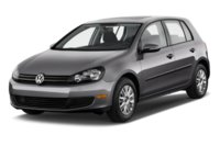 Picture of 2013 Volkswagen Golf TDI w/ Sunroof and Nav, exterior, gallery_worthy