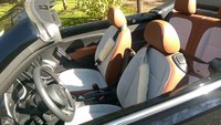 Picture of 2015 Volkswagen Beetle 1.8T Classic PZEV Convertible, interior, gallery_worthy