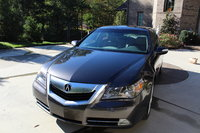 Picture of 2010 Acura RL SH-AWD with Technology Package, exterior, gallery_worthy