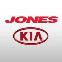 Jones KIA logo