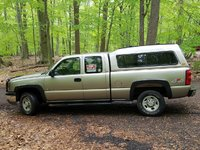 Picture of 2003 Chevrolet Silverado 2500 LS Extended Cab 4WD, exterior, gallery_worthy