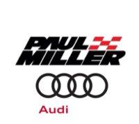 Paul Miller Audi logo