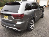 Picture of 2012 Jeep Grand Cherokee SRT8, exterior, gallery_worthy