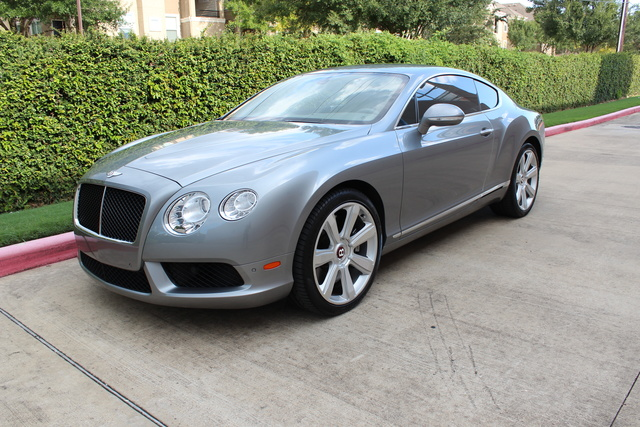 Picture of 2013 Bentley Continental GT V8