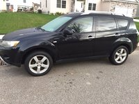Picture of 2007 Mitsubishi Outlander XLS AWD, exterior, gallery_worthy
