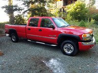 Picture of 2003 GMC Sierra 2500HD SLT 4WD Crew Cab LB HD, exterior, gallery_worthy