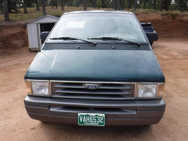 Picture of 1997 Ford Aerostar 3 Dr XLT AWD Passenger Van Extended