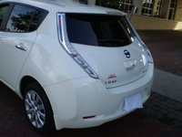 Picture of 2013 Nissan Leaf S, exterior, gallery_worthy
