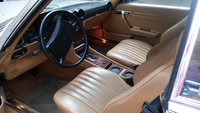 Picture of 1987 Mercedes-Benz 560-Class 560SL Convertible, interior, gallery_worthy