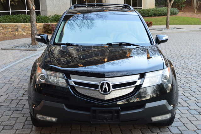 Picture of 2007 Acura MDX SH-AWD with Technology and Entertainment Package, exterior, gallery_worthy