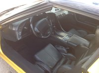 Picture of 1991 Chevrolet Corvette Coupe, interior, gallery_worthy